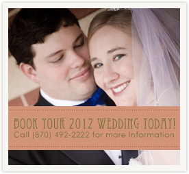 Book Your 2011 Wedding